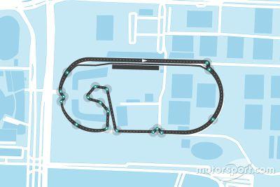الكشف عن حلبة مكسيكو سيتي للفورمولا إي