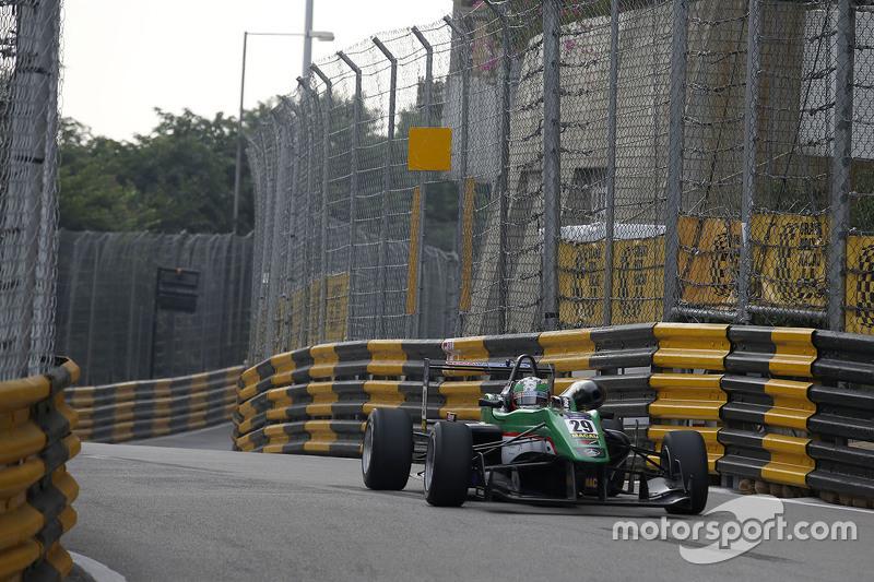 Sam Macleod, Team West-Tec F3, Dallara Mercedes-Benz