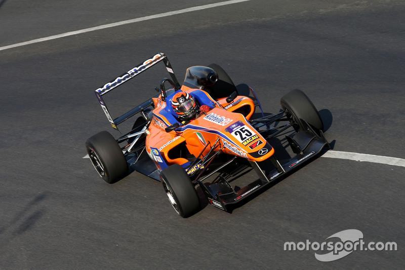 Mikkel Jensen, kfzteile24 Mücke Motorsport, Dallara Mercedes-Benz
