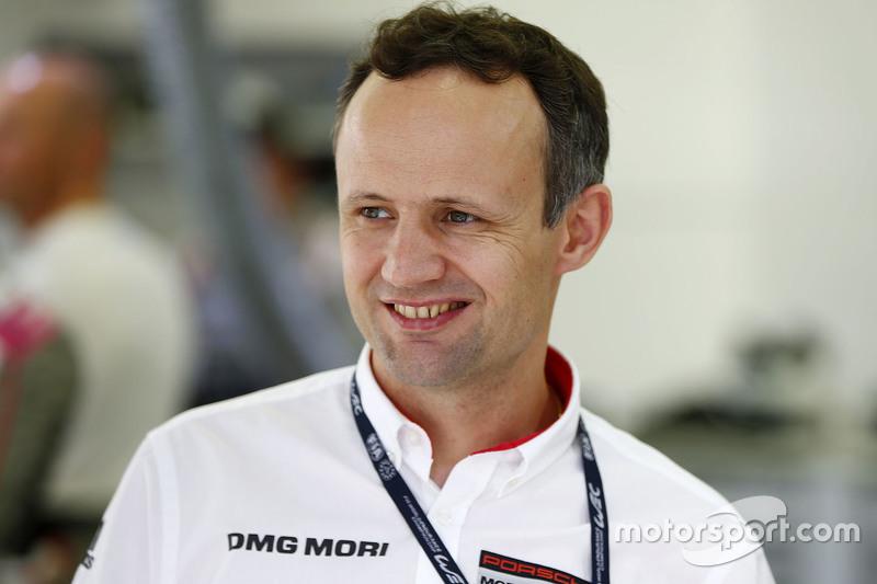 Alexander Hitzinger, Porsche Team, LMP1-Technikchef