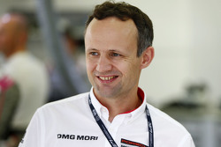 Alexander Hitzinger, Porsche Team LMP1 technical director
