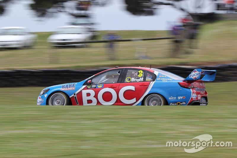 Jason Bright, Brad Jones Racing, Holden