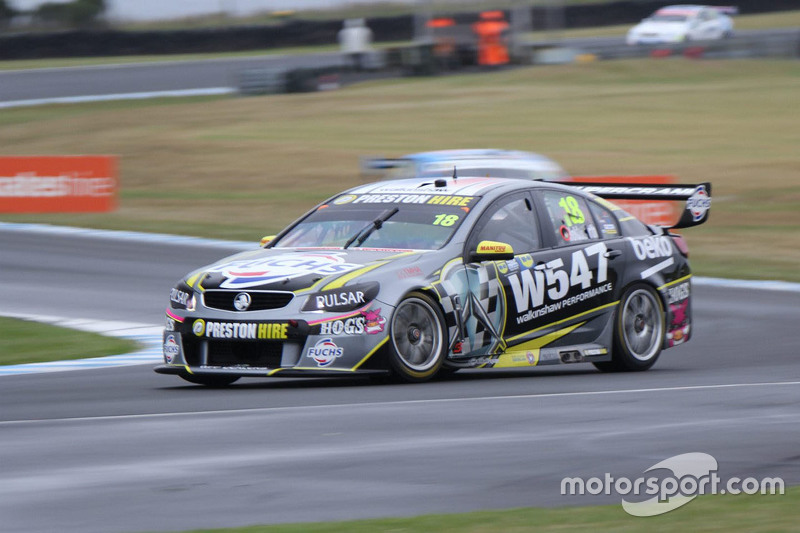 Lee Holdsworth, Walkinshaw Performance