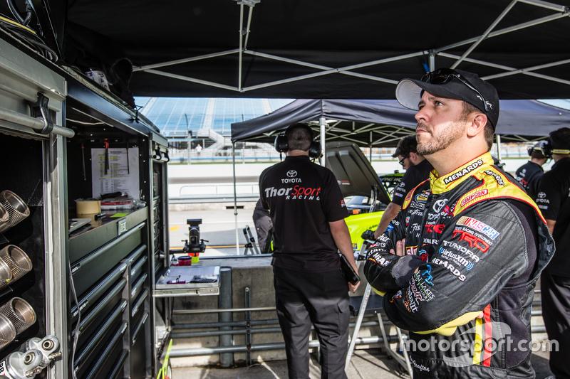Метт Крафтон, Thorsport Racing