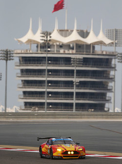 #99 Aston Martin Racing Aston Martin Vantage GTE: Алекс МакДауэлл, Фернандо Реес, Ричи Стэнэвей
