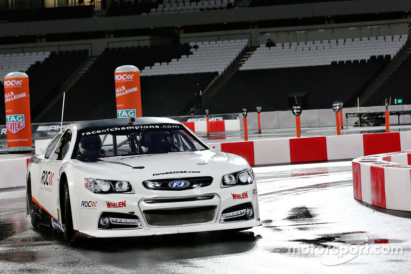 NASCAR Euro Series RoC car