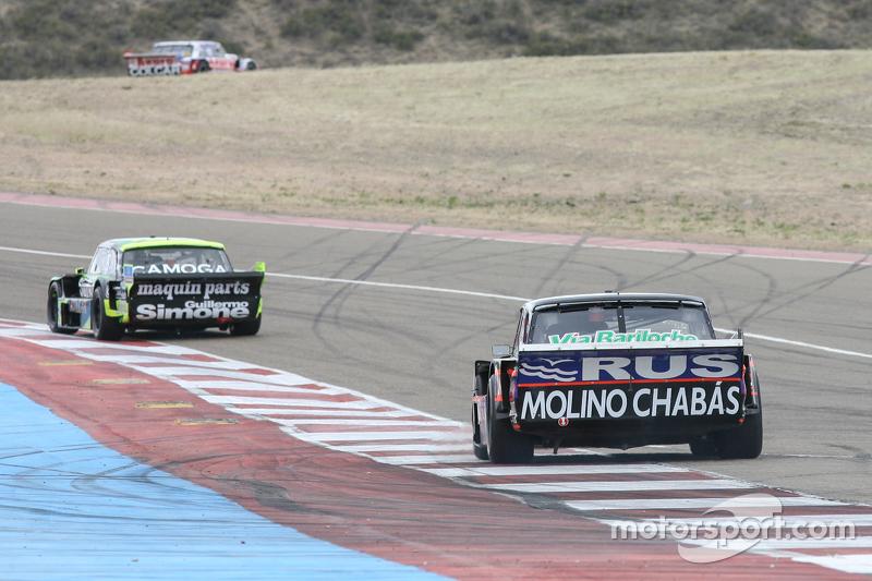 Мауро Галломбардо, Maquin Parts Racing Ford, Емануель Моріатіс, Alifraco Sport Ford