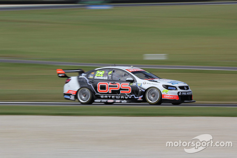 Paul Dumbrell, Lucas Dumbrell Motorsport Holden