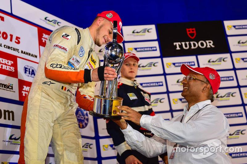 Podium: winner Alessio Picariello