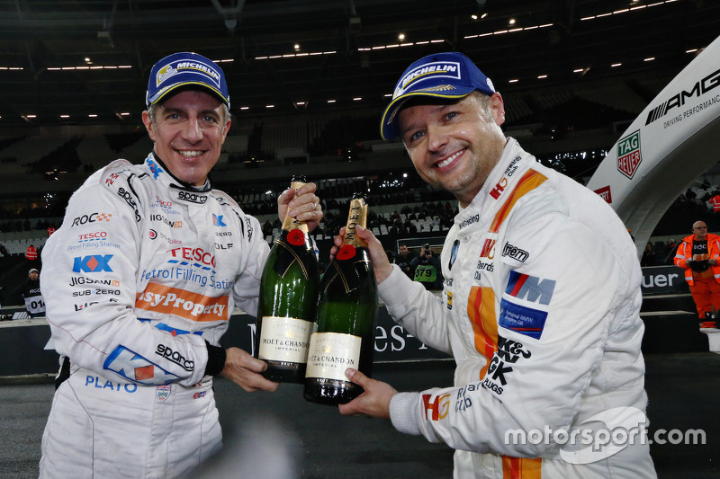 Nations Cup 2015 : Angleterre 1 (Jason Plato/Andy Priaulx)