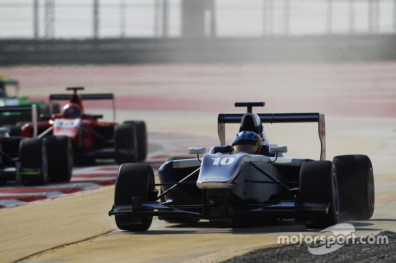 Bahreïn - Matevos Isaakyan, Koiranen GP