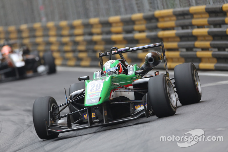 Sam Macleod,  Team West-Tec F3, Dallara Mercedes-Benz