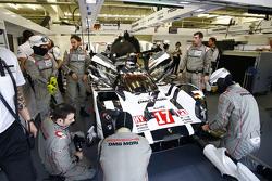 Essais de la Porsche 919 Hybrid