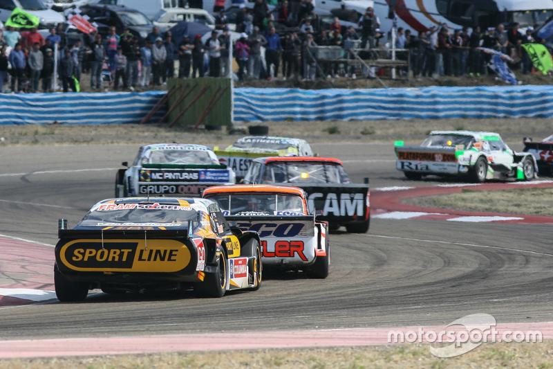 Leonel Pernia, Las Toscas Racing Chevrolet, Mariano Werner, Werner Competicion Ford, Norberto Fontan