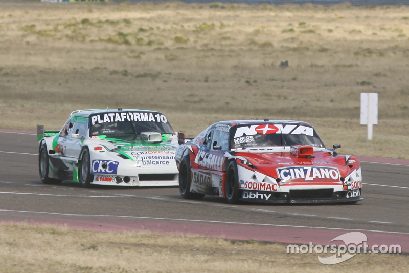 Матіас Россі, Donto Racing Chevrolet, Сантьяго Мангоні, Laboritto Jrs Torino