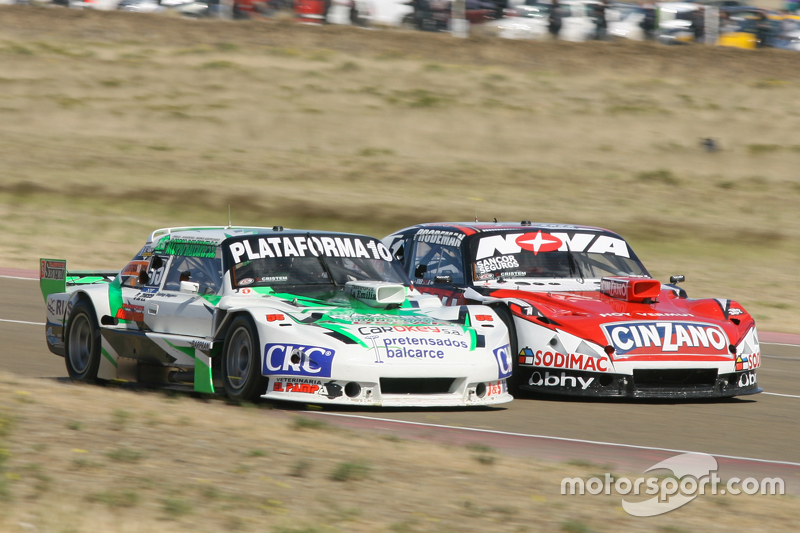 Santiago Mangoni, Laboritto Jrs Torino, Matias Rossi, Donto Racing Chevrolet