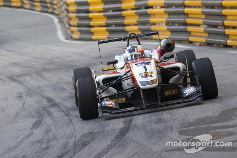 2015: Felix Rosenqvist, Prema Powerteam