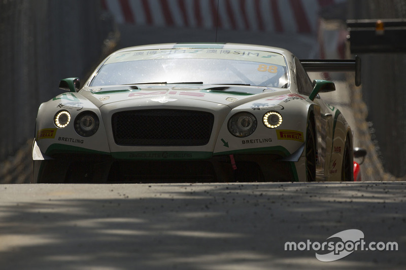 Keita Sawa, Bentley Team Absolute, Bentley Continental GT3