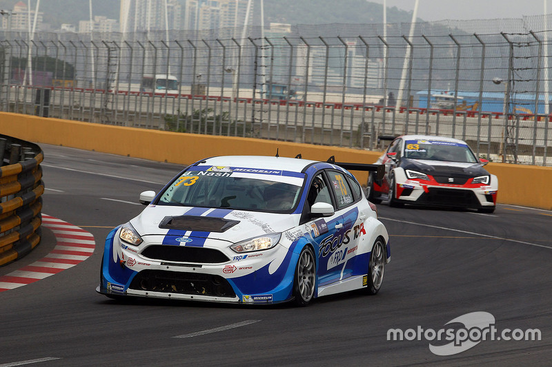 James Nash, Ford Focus ST TCR, Proteam Racing