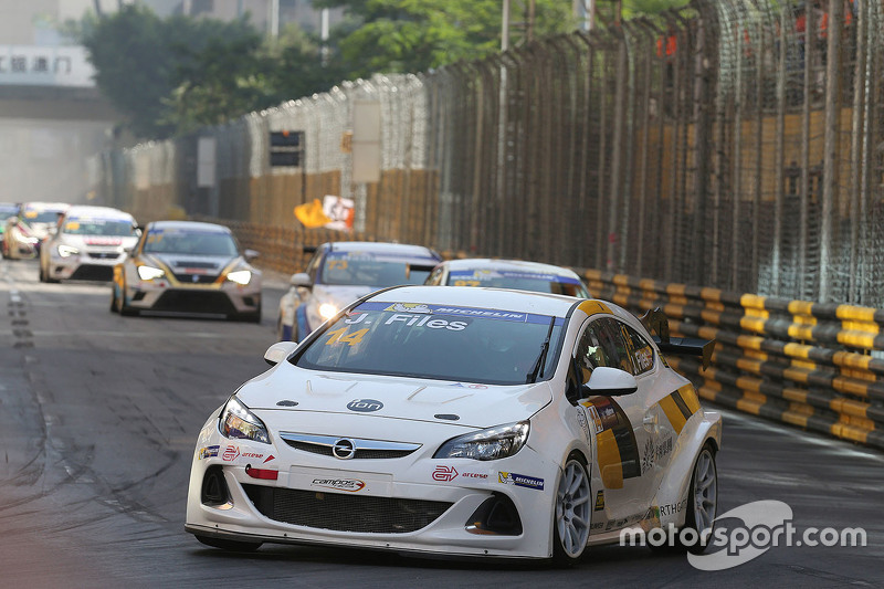 Josh Files, Opel Astra OPC, Campos Racing