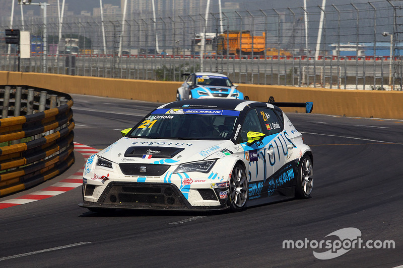Jordi Oriola, SEAT Leon, Target Competition
