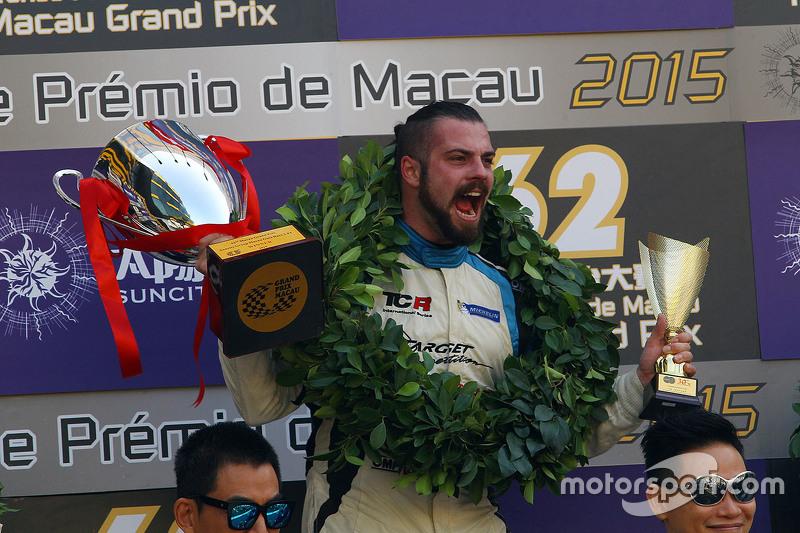 TCR International Series: Stefano Comini (Schweiz)