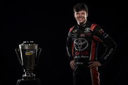 NASCAR Truck Series champion Erik Jones, Kyle Busch Motorsports