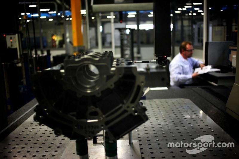 Mecachrome motoru kalite kontrolü