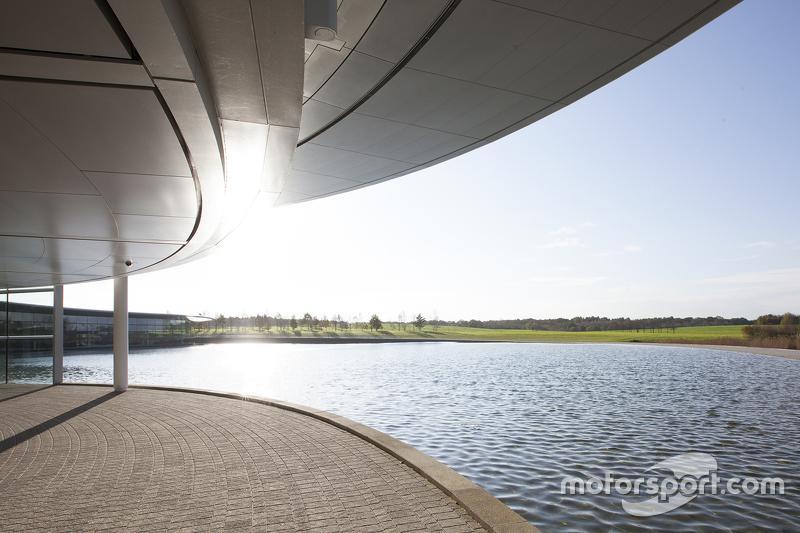 The McLaren Technology Center