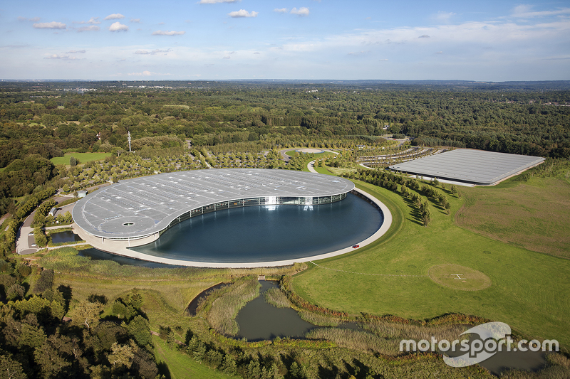 McLaren Technology Center