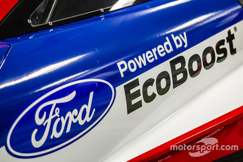 Chip Ganassi Racing, Ford GTLM, Detail