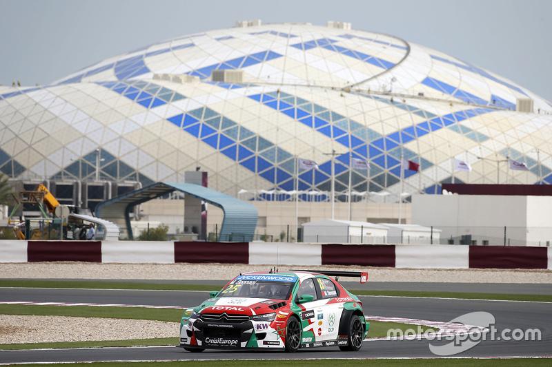 Мехді Беннані, Citroën C-Elysée WTCC, Себастьєн Леб Racing