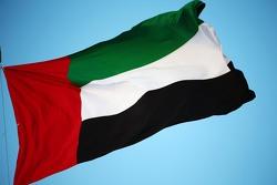 Bandera de Abu Dhabi