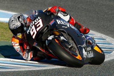 Jerez November testing