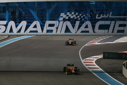 Александр Росси, Racing Engineering и Джордан Кинг, Racing Engineering