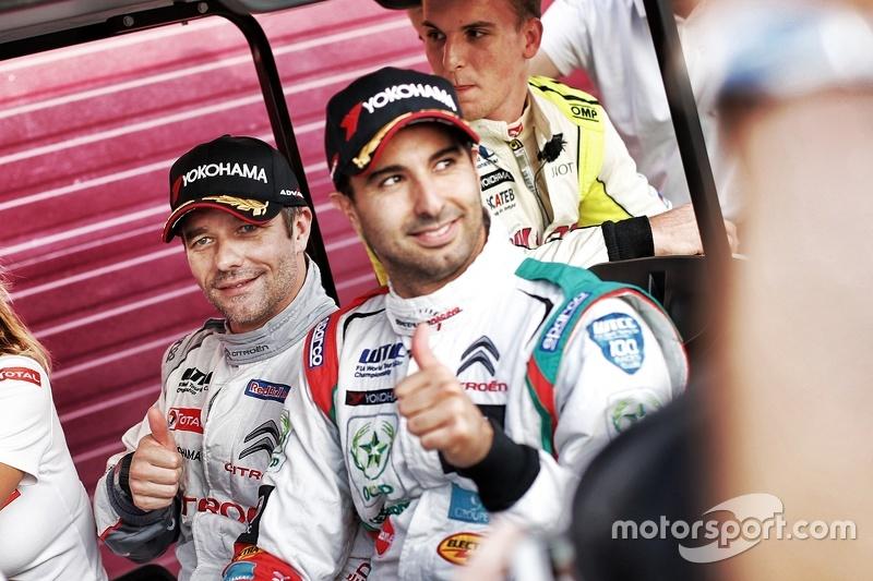 Mehdi Bennani, Citroën C-Elysée WTCC, Sébastien Loeb Racing ve Sébastien Loeb, Citroën C-Elysée WTCC