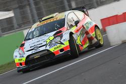 Alessandro Perico dan Moreno Morello, Ford Fiesta