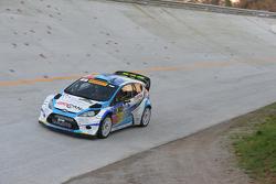 Tobia Cavallini e Andrea Rossetto, Ford Fiesta