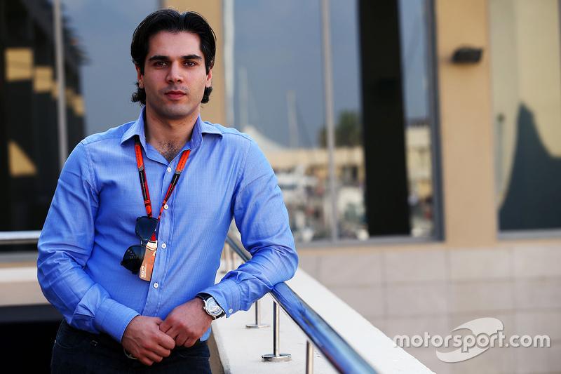 Arif Rahimov, Baku Grand Prix, Geschäftsführer