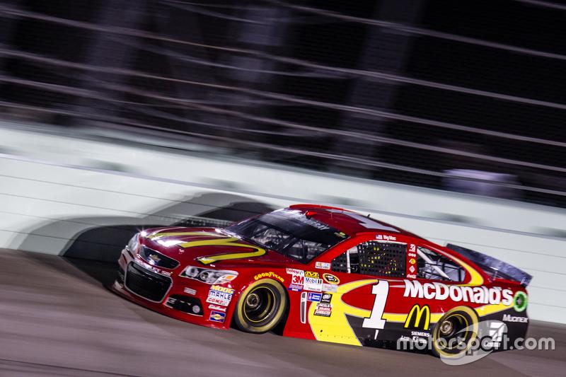 Erstmals Einzug in die NASCAR-Playoffs