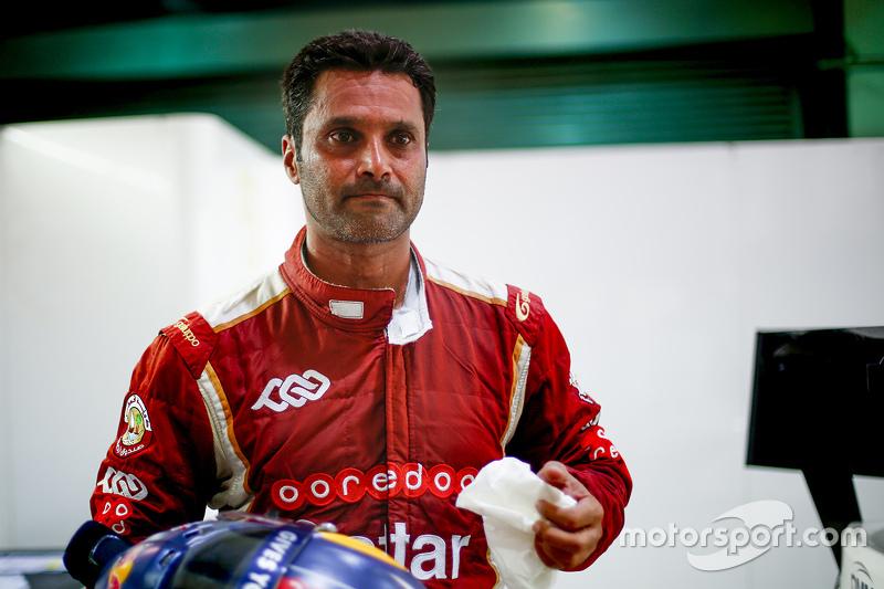 Нассер Аль-Аттія, Chevrolet Cruze, Campos Racing