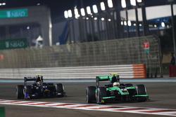 Oliver Rowland, Status Grand Prix devant Sergio Canamasas, Team Lazarus