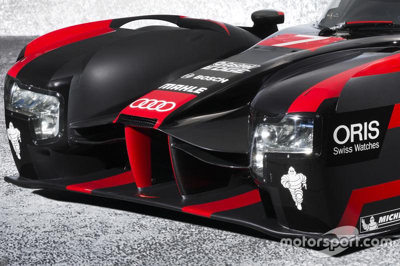 Het bodywork heeft aerodynamische updates gekregen