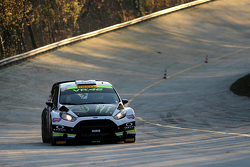 Alessio Salucci та Mitia Dotta, Ford Fiesta