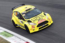 Giacomo Ogliari und Johann Zoller, Ford Fiesta