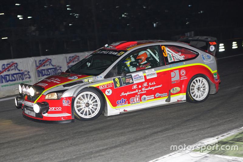 Vitantonio Liuzzi und Florean Fulvio, Ford Focus