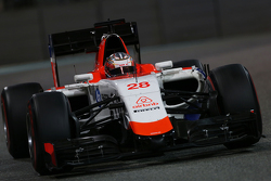 Уилл Стивенс, Manor Marussia F1 Team
