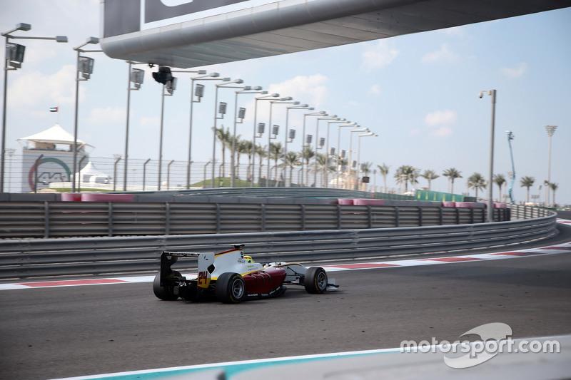 Race 2, Alex Palou, Campos Racing