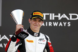 Race 2 third place and 2015 GP3 champion Esteban Ocon, ART Grand Prix