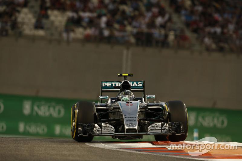 2015: Nico Rosberg (Mercedes F1 W06 Hybrid)